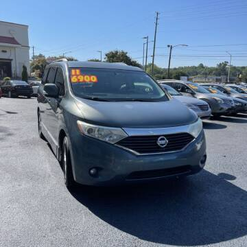 2011 Nissan Quest for sale at Auto Bella Inc. in Clayton NC