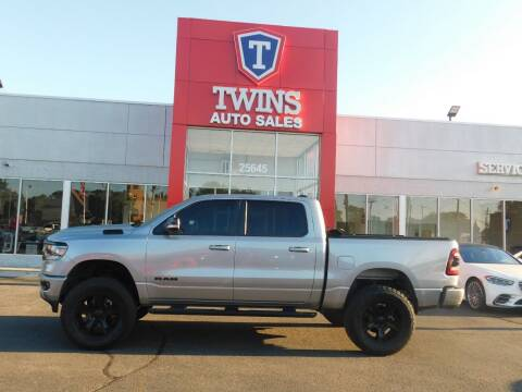 2021 RAM Ram Pickup 1500 for sale at Twins Auto Sales Inc Redford 1 in Redford MI