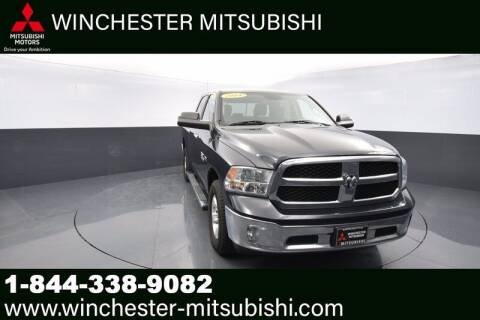 2014 RAM Ram Pickup 1500 for sale at Winchester Mitsubishi in Winchester VA