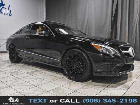 2016 Mercedes-Benz E-Class for sale at AUTO HOLDING in Hillside NJ