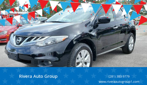 2014 Nissan Murano for sale at Rivera Auto Group in Spring TX