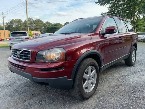 2007 Volvo XC90 for sale at ATLANTA AUTO WAY in Duluth GA