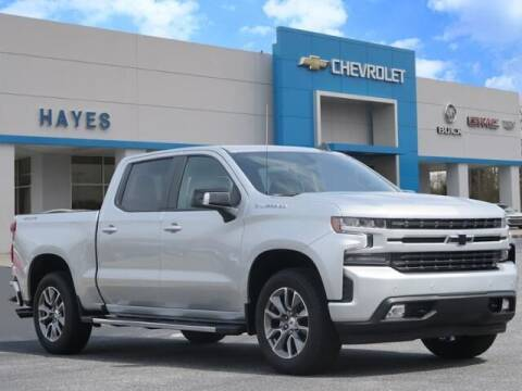 2021 Chevrolet Silverado 1500 for sale at HAYES CHEVROLET Buick GMC Cadillac Inc in Alto GA