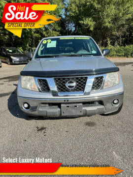 2009 Nissan Frontier for sale at Select Luxury Motors in Cumming GA