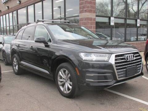 2017 Audi Q7 for sale at SOUTHFIELD QUALITY CARS in Detroit MI