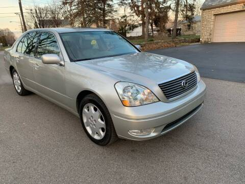 2003 Lexus LS 430 for sale at Via Roma Auto Sales in Columbus OH