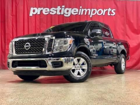 2017 Nissan Titan for sale at Prestige Imports in Saint Charles IL