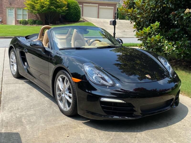 2013 Porsche Boxster for sale in Powder Springs, GA