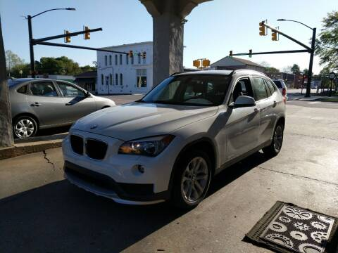 2015 BMW X1 for sale at ROBINSON AUTO BROKERS in Dallas NC