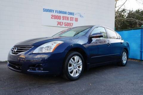 2010 Nissan Altima for sale at Sunny Florida Cars in Bradenton FL
