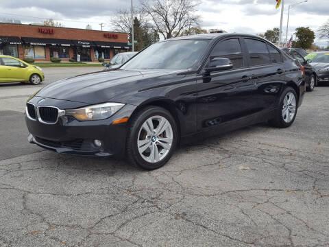 2012 BMW 3 Series for sale at AUTOSAVIN in Elmhurst IL