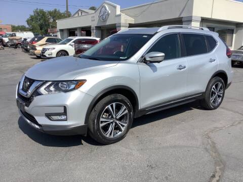2018 Nissan Rogue for sale at Beutler Auto Sales in Clearfield UT