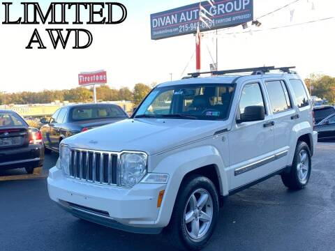 2010 Jeep Liberty for sale at Divan Auto Group in Feasterville PA