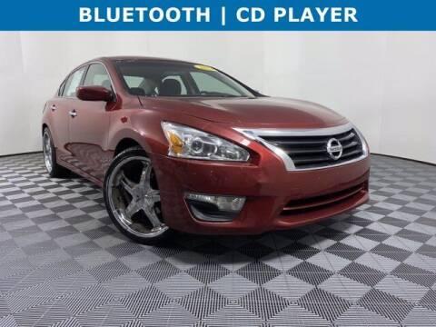 2014 Nissan Altima for sale at GotJobNeedCar.com in Alliance OH
