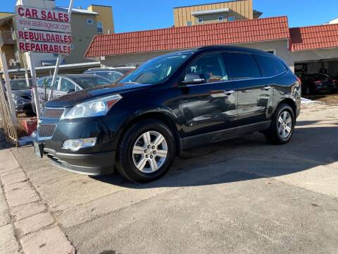 2010 Chevrolet Traverse for sale at STS Automotive in Denver CO