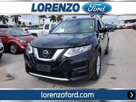 2019 Nissan Rogue for sale at Lorenzo Ford in Homestead FL