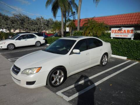 2009 Subaru Legacy for sale at Uzdcarz Inc. in Pompano Beach FL