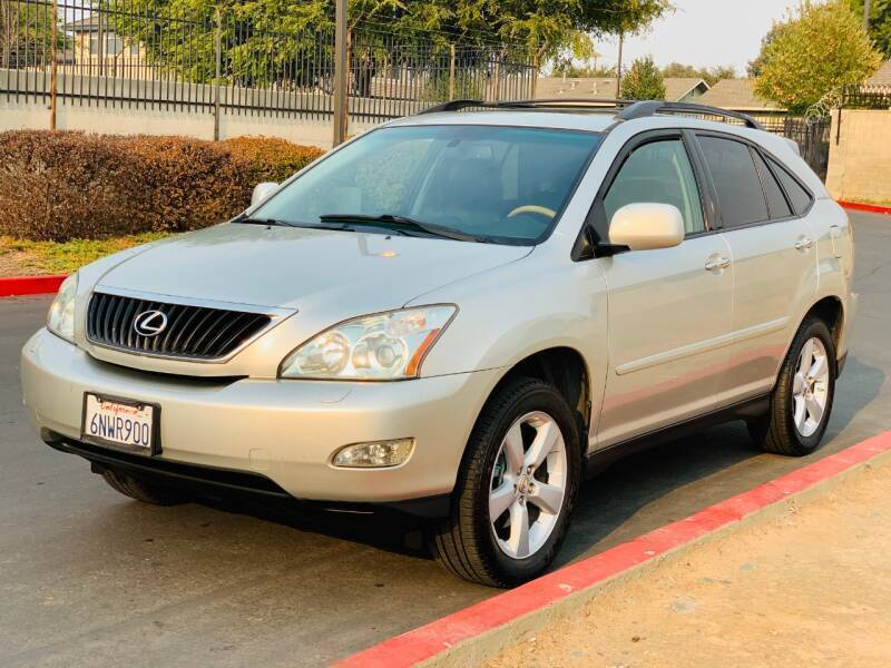 2008 Lexus RX 350 for sale at United Star Motors in Sacramento CA