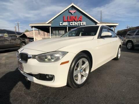 2014 BMW 3 Series for sale at LUNA CAR CENTER in San Antonio TX