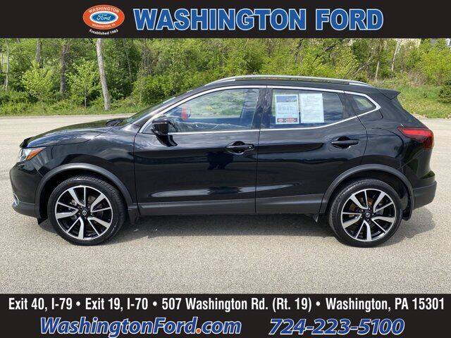 2018 Nissan Rogue Sport for sale in Washington, PA