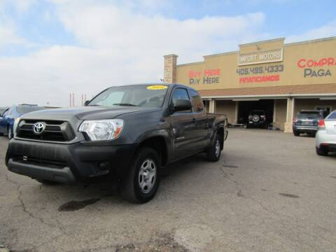 2014 Toyota Tacoma for sale at Import Motors in Bethany OK