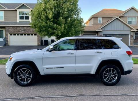 2017 Jeep Grand Cherokee for sale at You Win Auto in Burnsville MN