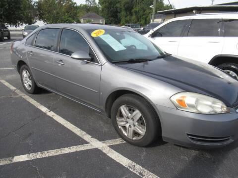2006 Chevrolet Impala for sale at Maluda Auto Sales in Valdosta GA