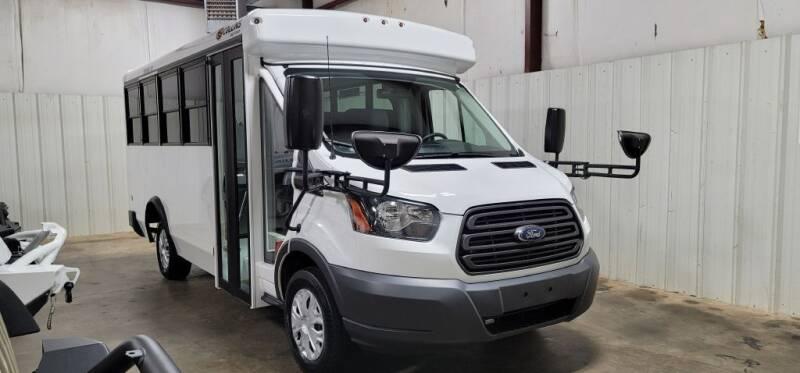 2017 Ford Transit Cutaway for sale at Matt Jones Motorsports in Cartersville GA