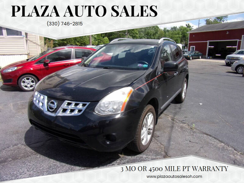 2012 Nissan Rogue for sale at Plaza Auto Sales in Poland OH