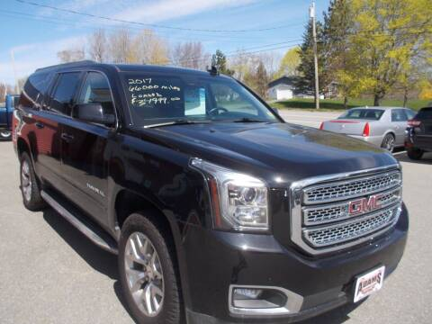 2017 GMC Yukon XL for sale at Adams Automotive in Hermon ME