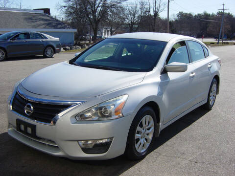 2013 Nissan Altima for sale at North South Motorcars in Seabrook NH