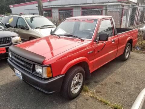 1988 Mazda B-Series Pickup for sale at SS MOTORS LLC in Edmonds WA