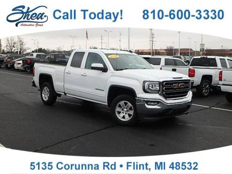 2018 GMC Sierra 1500 for sale at Jamie Sells Cars 810 - Linden Location in Flint MI