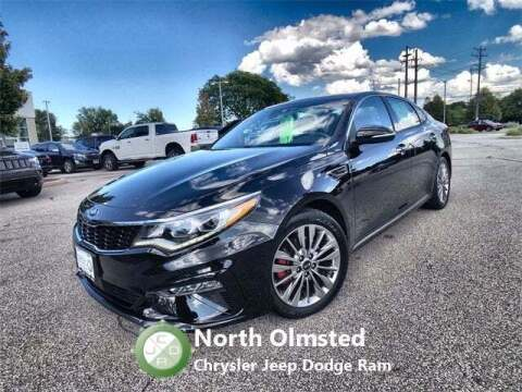 2019 Kia Optima for sale at North Olmsted Chrysler Jeep Dodge Ram in North Olmsted OH