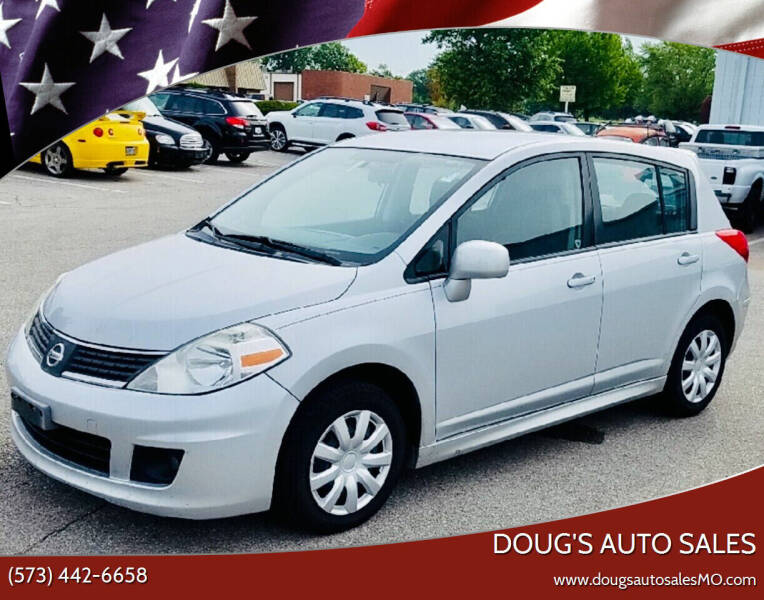 2008 Nissan Versa for sale at Doug's Auto Sales in Columbia MO
