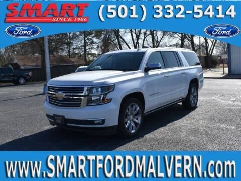 2016 Chevrolet Suburban for sale at Smart Auto Sales of Benton in Benton AR