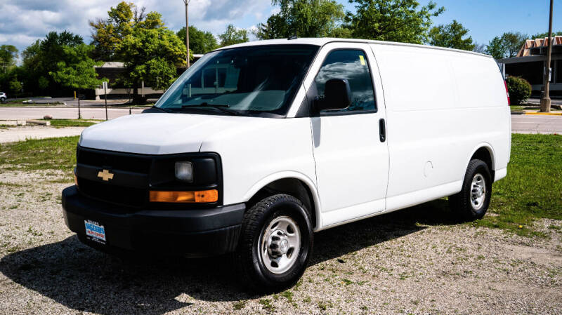 2015 Chevrolet Express Cargo for sale at Siglers Auto Center in Skokie IL