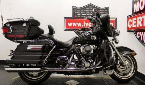 2004 Harley-Davidson ULTRA for sale at Certified Motor Company in Las Vegas NV