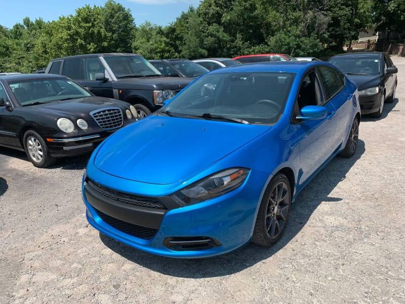 2016 Dodge Dart for sale at Best Buy Auto Sales in Murphysboro IL