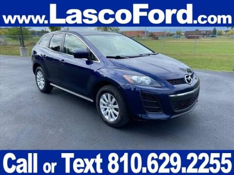 2010 Mazda CX-7 for sale at LASCO FORD in Fenton MI