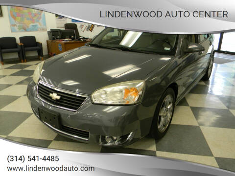 2007 Chevrolet Malibu Maxx for sale at Lindenwood Auto Center in St.Louis MO