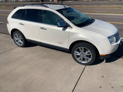 2007 Lincoln MKX for sale at Major Motors Automotive Group LLC in Ramsey MN