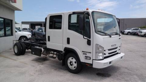 2019 Isuzu NG4-54 for sale at GATOR'S IMPORT SUPERSTORE in Melbourne FL
