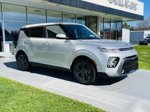 2021 Kia Soul for sale at RUSTY WALLACE CADILLAC GMC KIA in Morristown TN