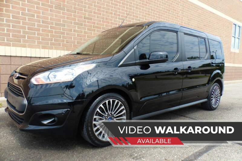 2016 Ford Transit Connect Wagon for sale in New Haven, MI