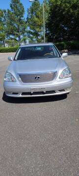 2004 Lexus LS 430 for sale at Unity Auto Sales Inc in Charlotte NC