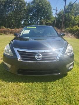 2015 Nissan Altima for sale at CAPITOL AUTO SALES LLC in Baton Rouge LA