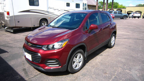 2017 Chevrolet Trax for sale at Auto Shoppe in Mitchell SD