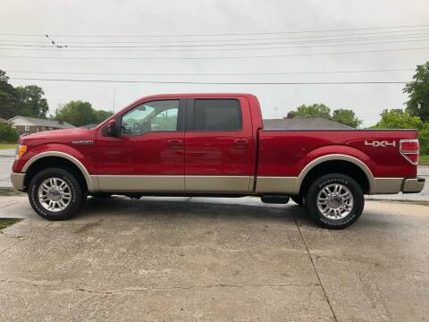 2010 Ford F-150 for sale at E Motors LLC in Anderson SC