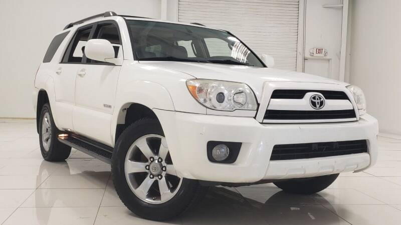 2006 Toyota 4Runner for sale at 1 Car For You Auto Sales in Peachtree Corners GA
